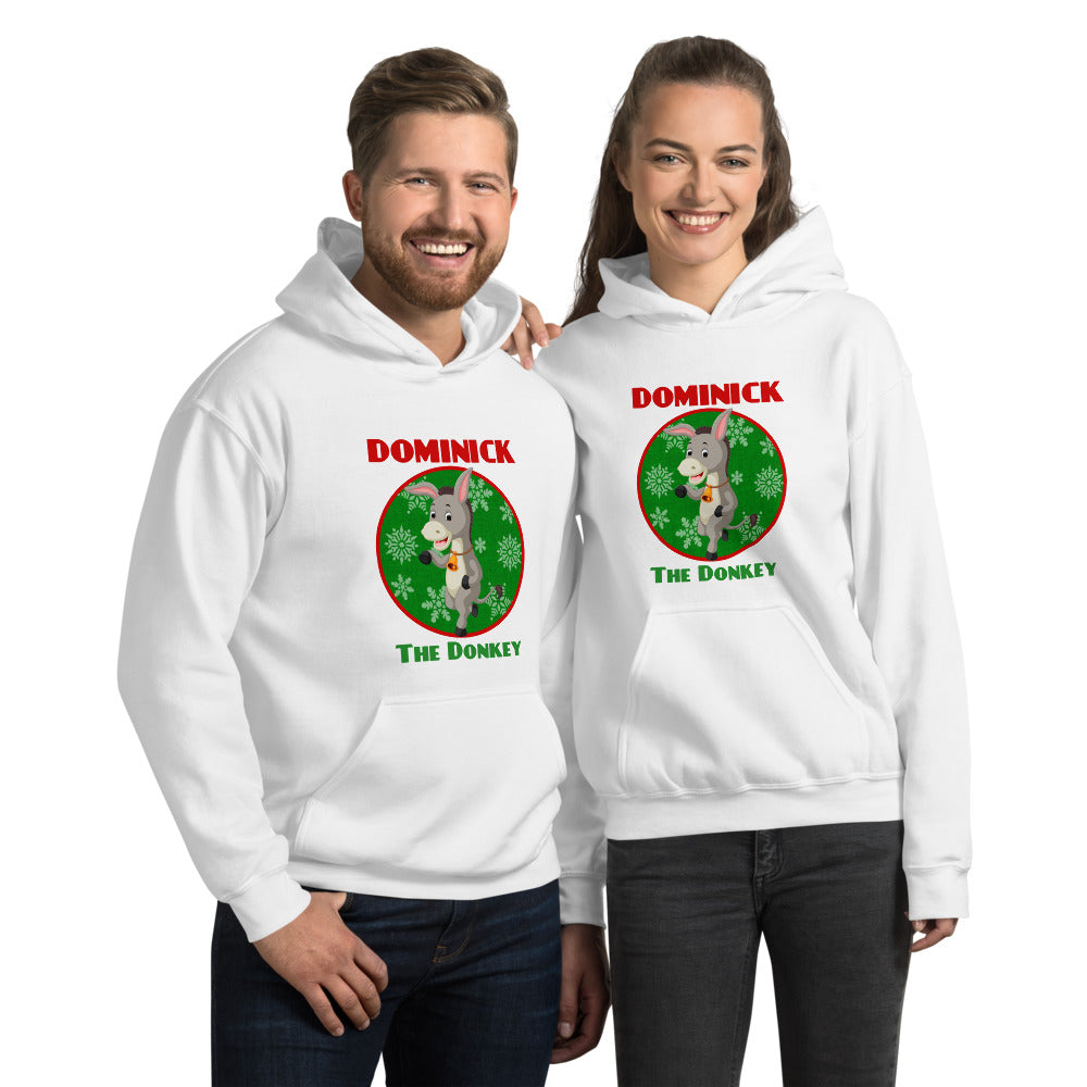 Dominick The Donkey Hoodie