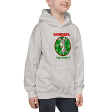 Load image into Gallery viewer, Dominick the Donkey Kids Hoodie