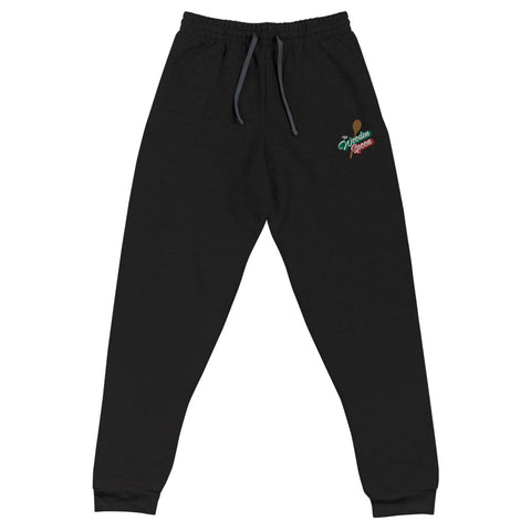 Embroidered Logo Joggers