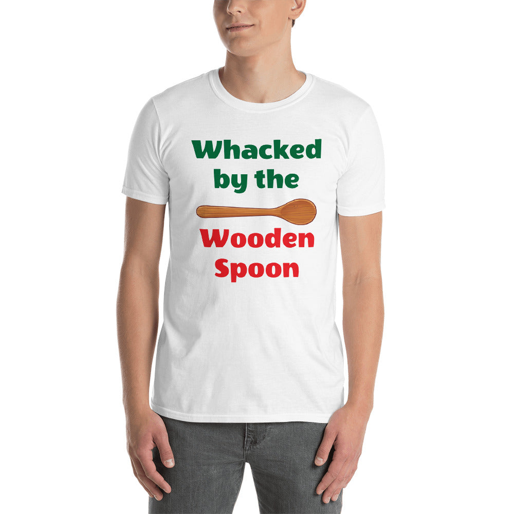 Whacked by The Wooden Spoon