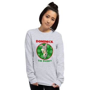 Dominick the Donkey Long Sleeve Shirt!