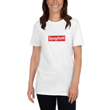 Load image into Gallery viewer, White Spaghetti Sale Shirts!