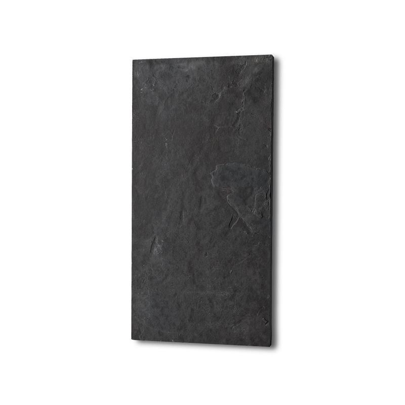 Black Limestone Square Cut Flagstone