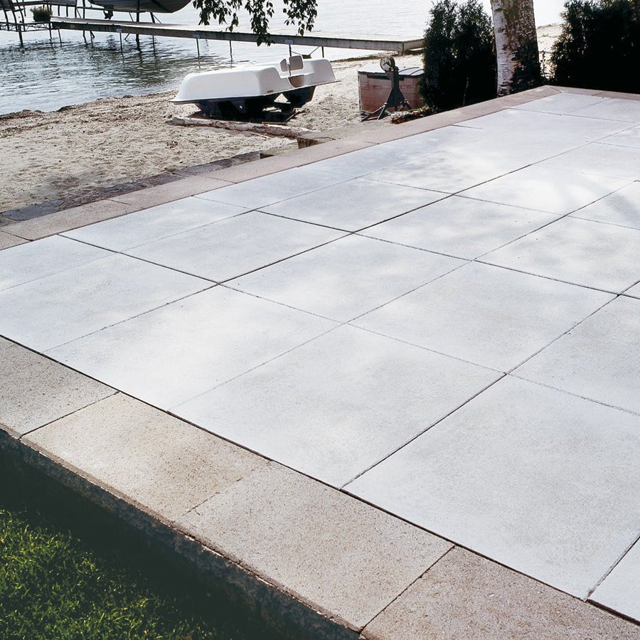 Diamond Texture Patio Slab