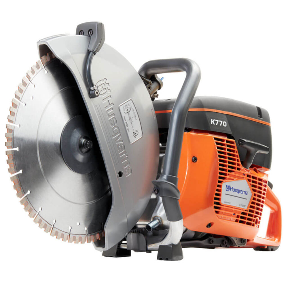 HUSQVARNA K770 GAS QUIKCUT/ POWER CUTTER SAW 14""