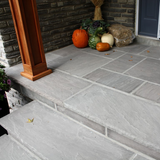 Slate Grey Square Cut Flagstone