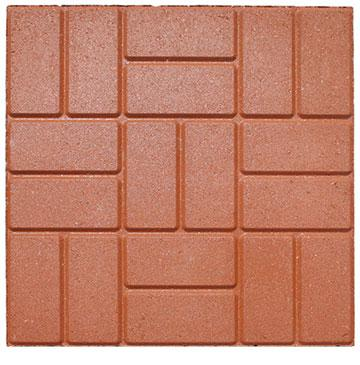 Brick Pattern Slab
