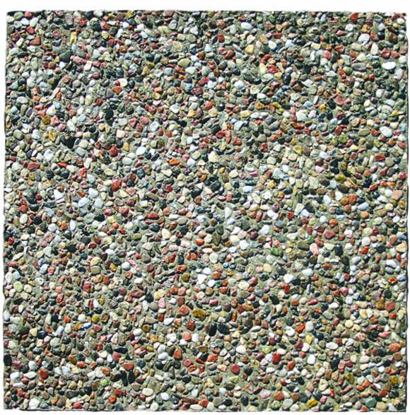 Exposed Aggregate Slab