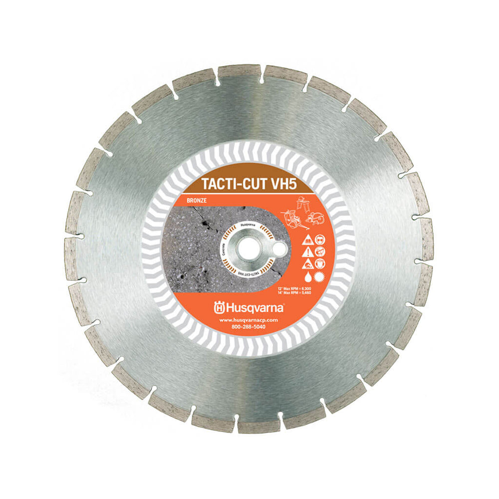 Husqvarna 1DP-20mmB Tacti-cut Diamond blades VH5 542774463