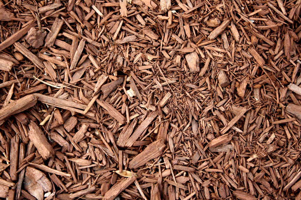Brown Wood Chips