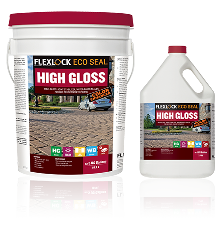 Flexlock Eco Seal High Gloss (+Colour Enhancement)