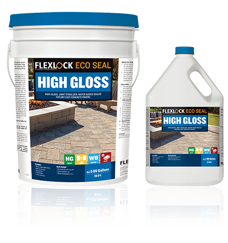 Flexlock Eco Seal High Gloss (No Colour Enhancement)
