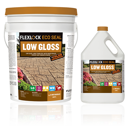 Flexlock Eco Seal Low Gloss (+Colour Enhancement)