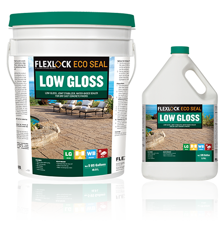 Flexlock Eco Seal Low Gloss (No Colour Enhancement)
