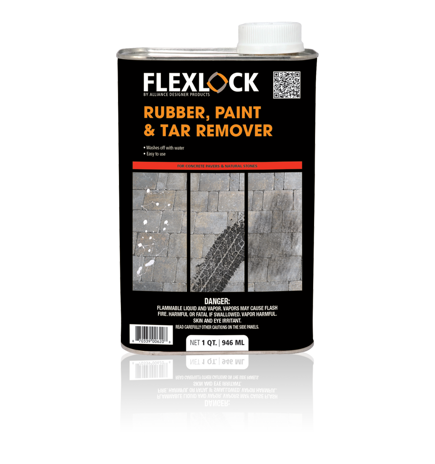 Flexlock Rubber, Paint & Tar Remover