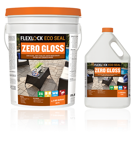 Flexlock Eco Seal Zero Gloss (No Colour Enhancement)