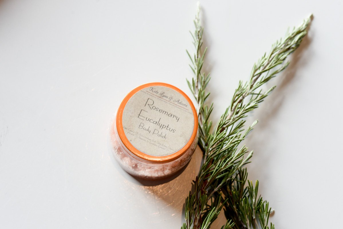 Kate Lynn & Adwoa Rosemary Eucalyptus Body Polish