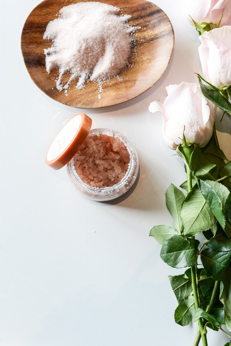 Kate Lynn & Adwoa Rose Gold Body Polish