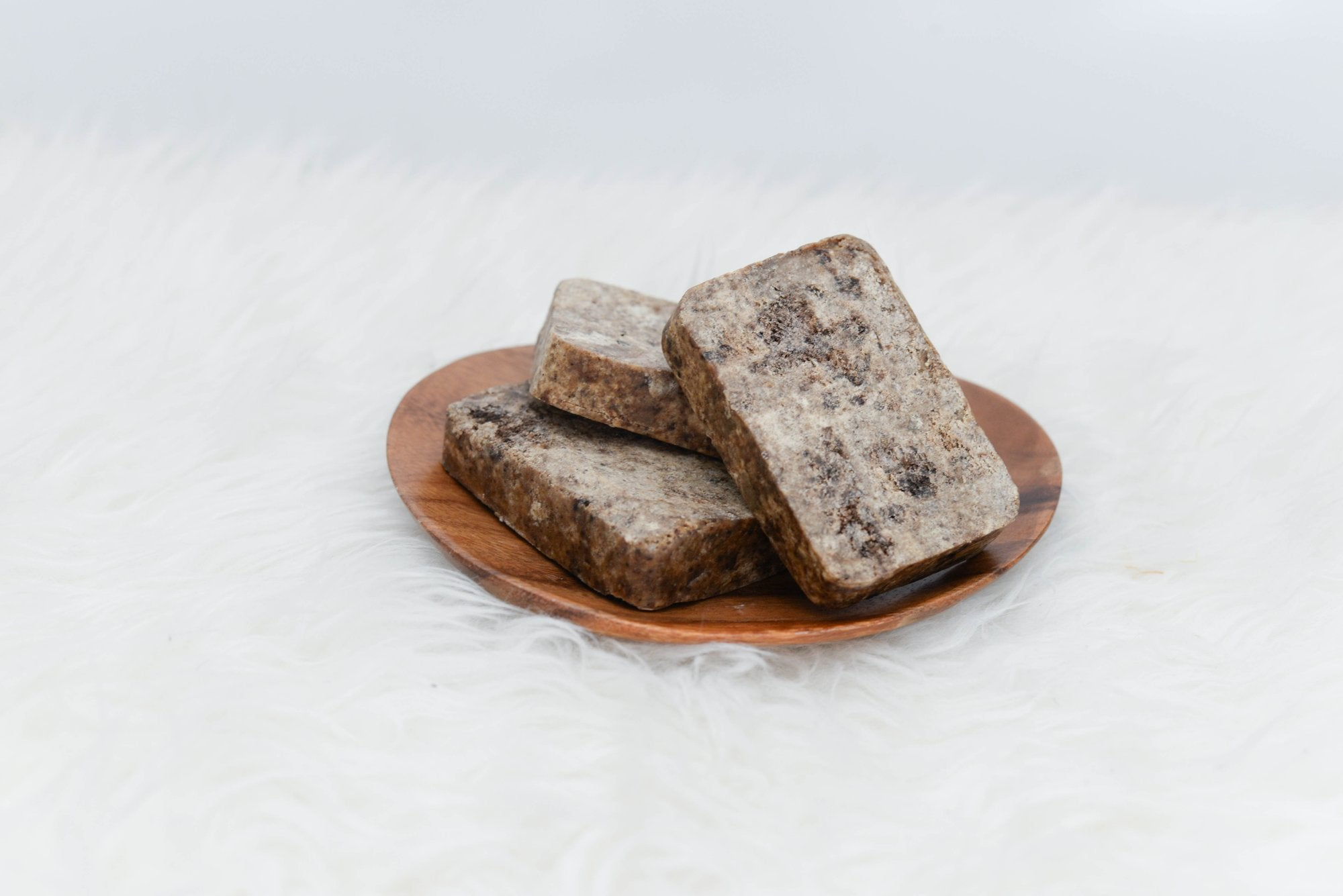 Kate Lynn & Adwoa Black Bar Soap With Shea Butter