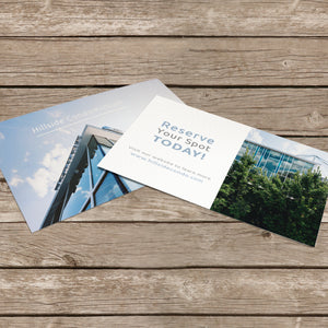 Uncoated Postcards