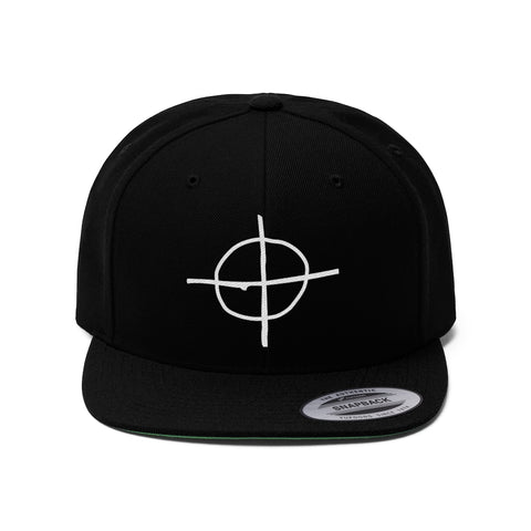 Zodiac Killer Flat Bill Hat
