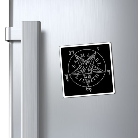 Sigil of Baphomet- Fridge Magnets