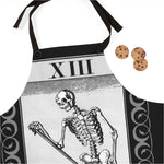 Der Tod - German Tarot Death Card Apron