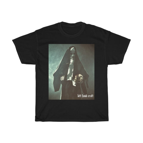 Unholy Nun - Heavy Cotton Tee