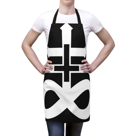 Inverted Leviathan Cross Apron