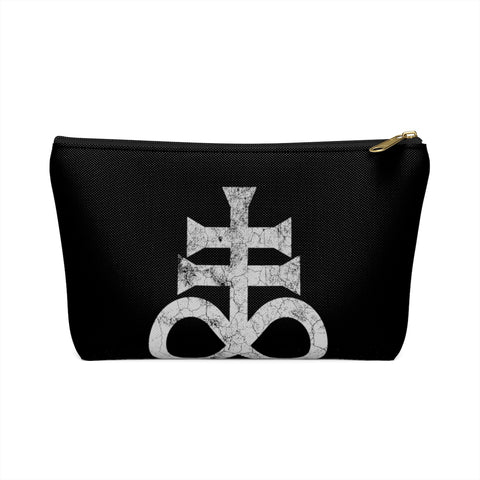 Leviathan Cross Accessory Pouch - lefthandcraft