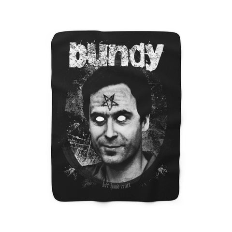 Ted Bundy Possession - Sherpa Fleece Blanket