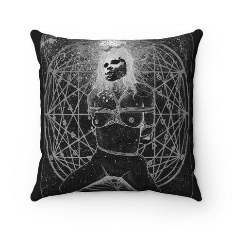 Spellbound - Spun Polyester Square Pillow Case