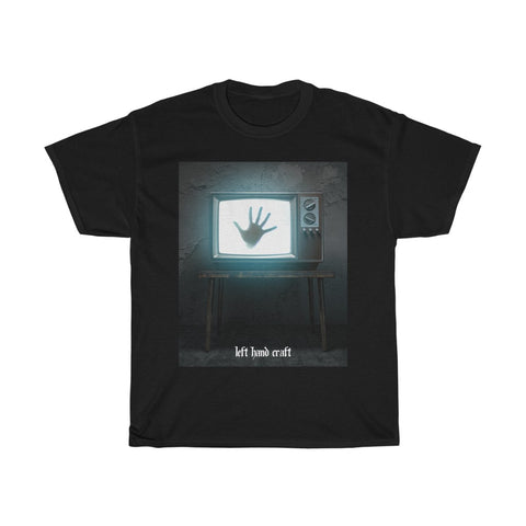 Watch and Worship - Heavy Cotton Tee