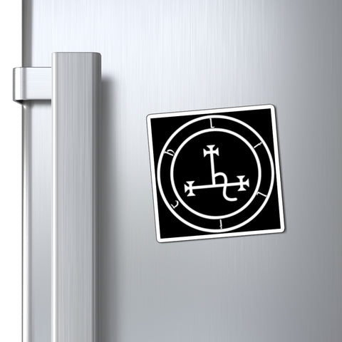 Sigil of Lilith - Fridge Magnets