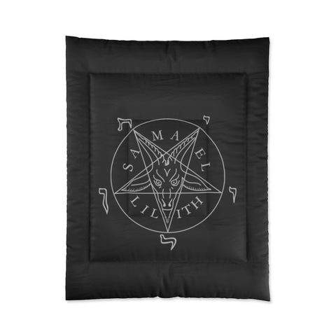 Sigil of Baphomet - Bedroom Comforter