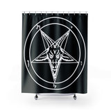 Sigil of Baphomet Classic - Shower Curtains