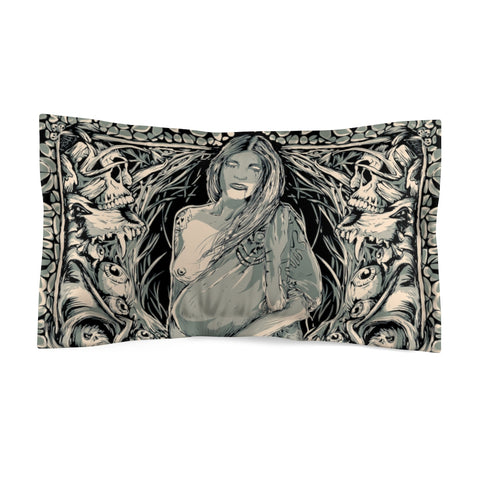 Demon Seed - Pillow Case - Microfiber Pillow Sham