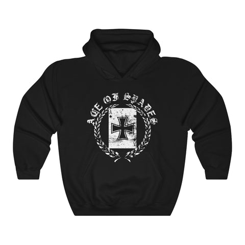 Ace of Spades Unisex Heavy Blend™ Hooded Sweatshirt - lefthandcraft
