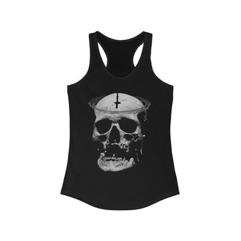 Defile the Corpse of Christ - 2 Sided - Racerback Tank
