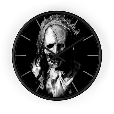 Banshee Horror Wall Clock