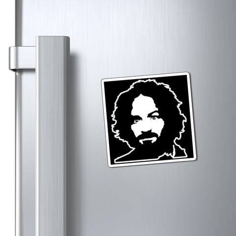 Charles Manson - Fridge Magnets