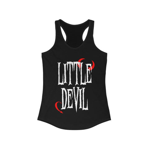 Little Devil - Racerback Tank