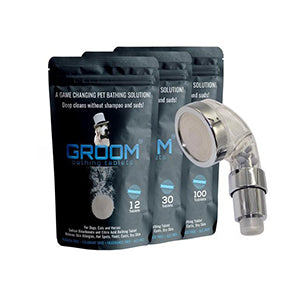 DISTRIBUTORS - Please call / email for Case Pack pricing. | GROOM Bathing Tablets