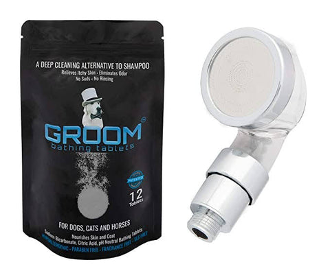 GROOM COMBO | GROOM Bathing Tablets