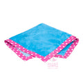 "Mini Blanket ""Lovie"" Burp Cloth"