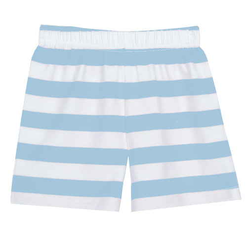 Unisex Stripe Shorts