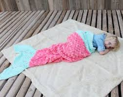 Mermaid Cuddle Blanket Sleeping Bags