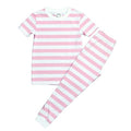 Kids Short Sleeve Pastel PJ Set