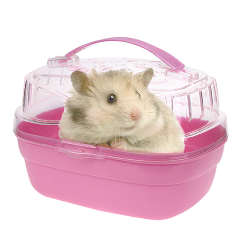 Cute Portable Hamster Cage Case
