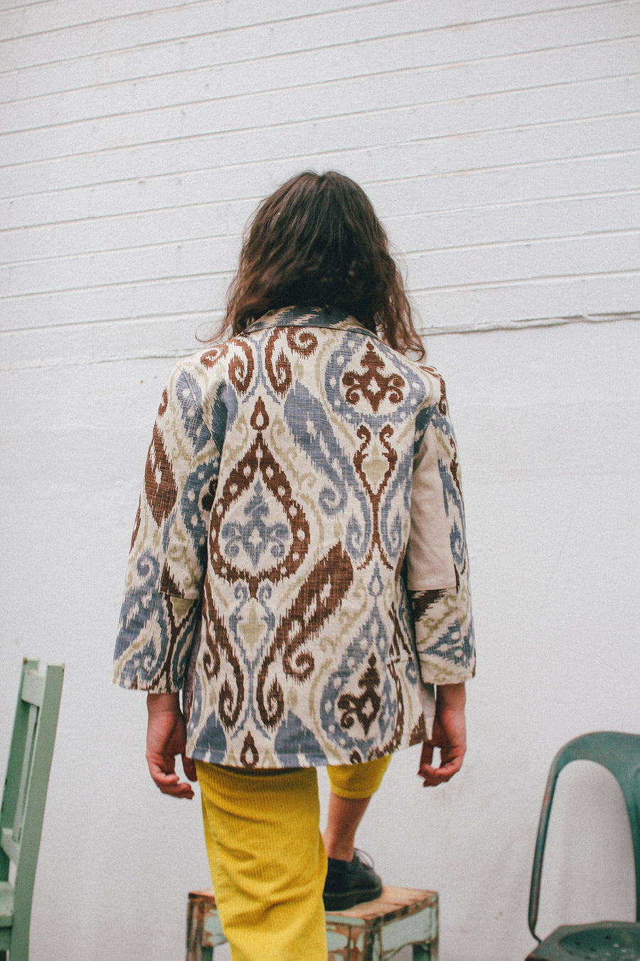 Ikat Signature Jacket